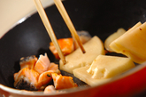 鮭とジャガイモのみそマヨ焼きの作り方4