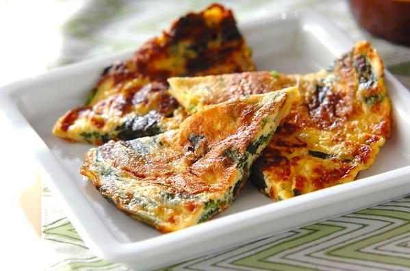 彩り&栄養もばっちり♪「ほうれん草×卵」人気レシピ35選の画像