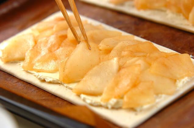 アップルチーズパイの作り方の手順3
