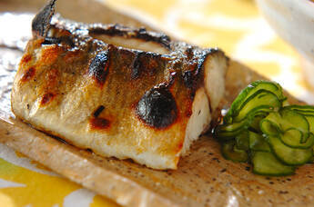 サバのシンプル塩焼き