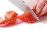 ホタテとグレープフルーツのサラダの作り方2