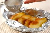 リンゴのホイル焼きの作り方2