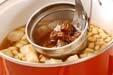 豆腐と麩の赤だしの作り方4