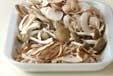 鶏オーブン焼/2種ソースの下準備2