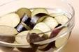ナスの鍋しぎの作り方の手順1