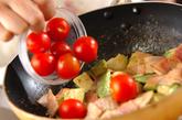 アボカドとベーコンのマヨ炒めの作り方2