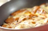 サンマのみそチーズ焼きの作り方3