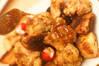鶏肉のハニーソースの作り方の手順