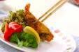 鶏巻きエビフライの作り方11