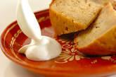 ホームベーカリーで完熟バナナケーキの作り方7