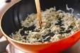 ジャコ豆腐の作り方1
