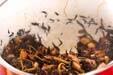 芽ヒジキと豆の煮物の作り方8