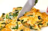 ツナ入り卵焼きの作り方8