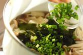 キノコ入りチキンスープの作り方4