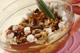 チョコグラノーラの作り方2