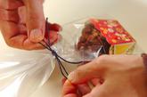 チョコグラノーラの作り方4