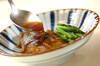 簡単で美味しい!人気の定番 ふっくらカレイの煮付けの作り方の手順5