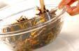 芽ヒジキのサラダの作り方7