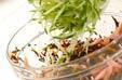 芽ヒジキのサラダの作り方8