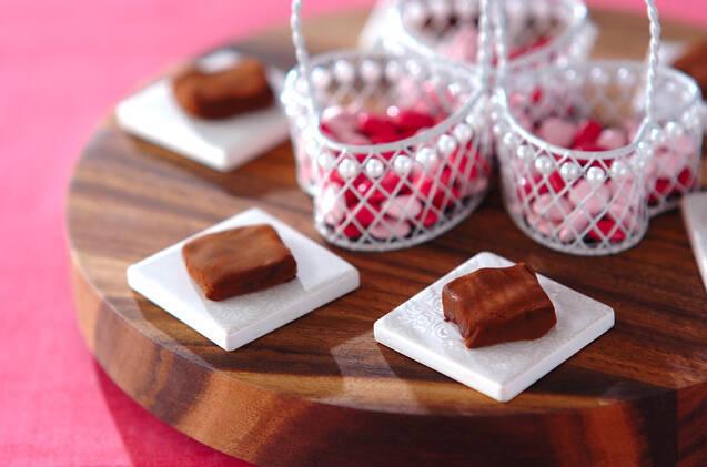 バレンタインに作りたい♪人気のチョコレシピ20選