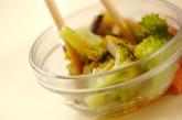 キノコとブロッコリーのマリネの作り方3