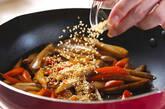 きんぴら根菜の作り方6