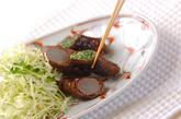牛肉のネギ巻き焼きの作り方4