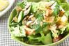 アーモンドサラダの作り方の手順