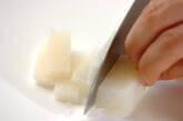 長芋の梅肉和えの作り方4