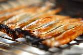 焼きシシャモの南蛮漬けの作り方1
