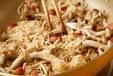 切干し大根炒めの作り方の手順5