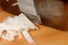 ゴマ冷シャブそばの作り方の手順1