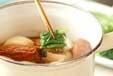 カブとゴボ天の煮物の作り方2
