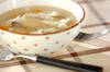 手羽先スープ
