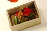 モロッコインゲンとしらたきの炒め煮の作り方3