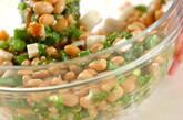 水煮大豆のサラダの作り方5