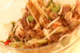 タイ風牛肉の激辛サラダの作り方2