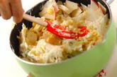 夏のポテトサラダの作り方4