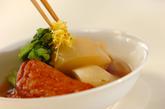 カブと練り物の煮物の作り方3
