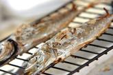 アジの塩焼きの作り方2