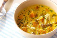 ミルクカレースープ