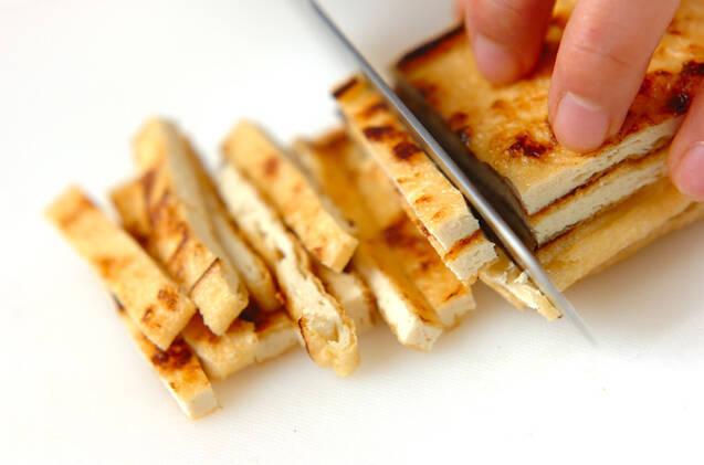 キャベツのホットドレッシングサラダの作り方の手順2