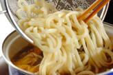 おでんの汁でカレーうどんの作り方3