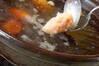 鶏つくね鍋の作り方の手順6