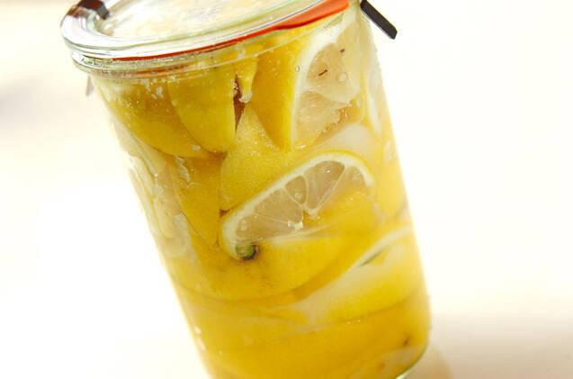 塩レモンの作り方の手順4