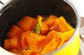 カボチャのメープル煮の作り方3