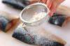 サバの梅風味照り焼きの作り方の手順5
