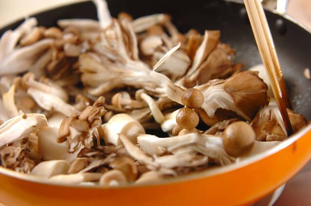 キノコのオーブン焼きの作り方の手順8