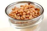 豚肉と豆のシチューの下準備2