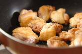 鶏肉とカリフラワーのクリーム煮の作り方2